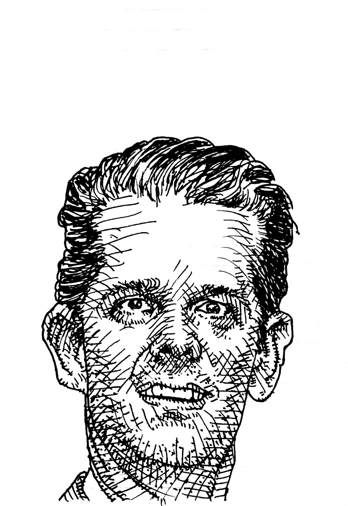 Donald Trump Jr. illustration