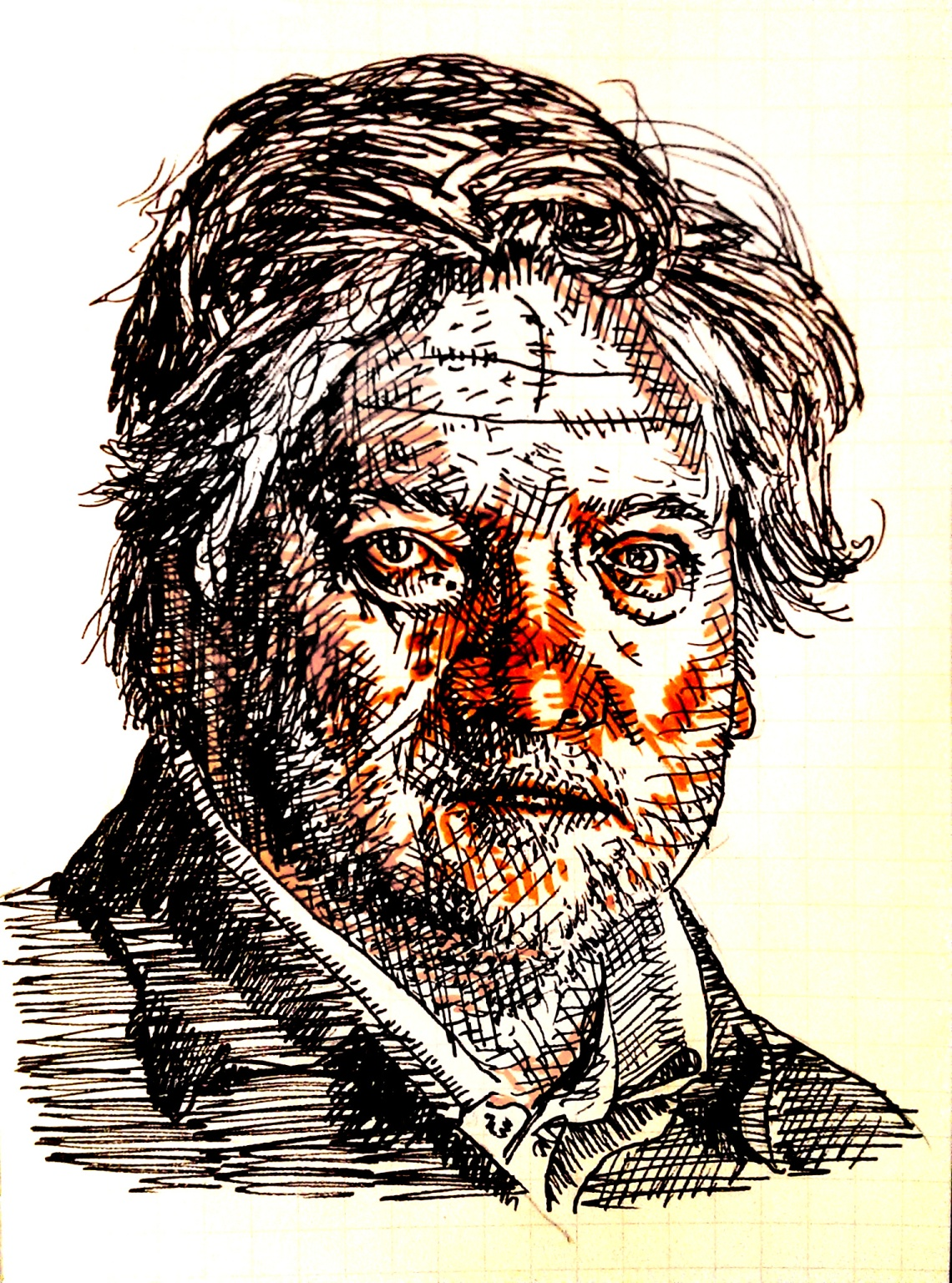 Steve Bannon illustration