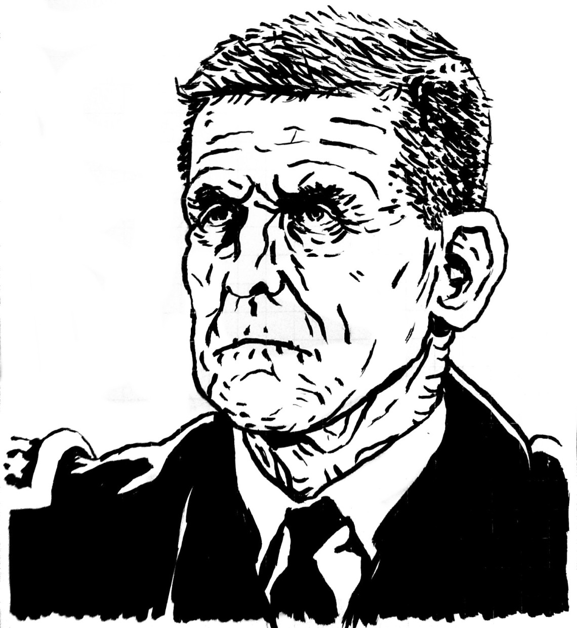 Michael Flynn illustration