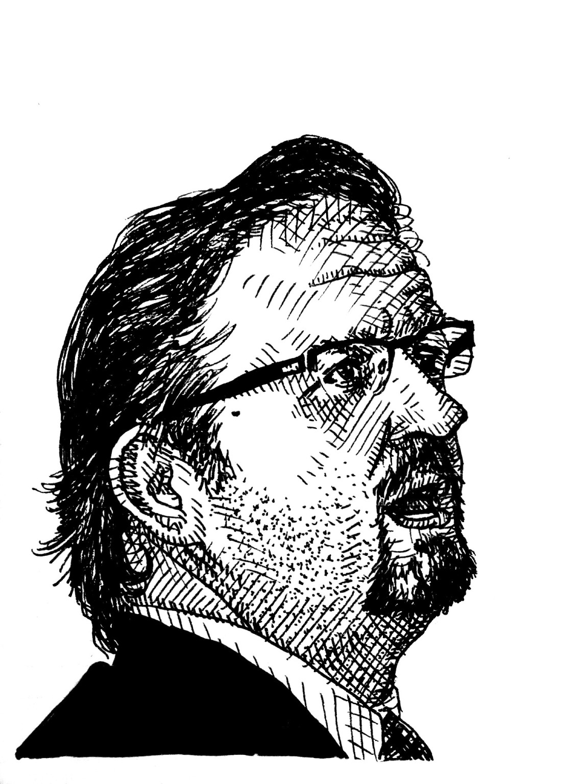 Sebastian Gorka illustration