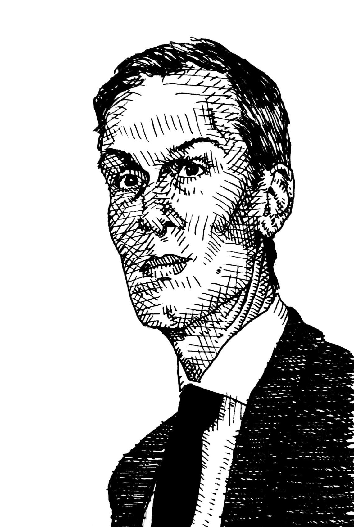 Jared Kushner illustration