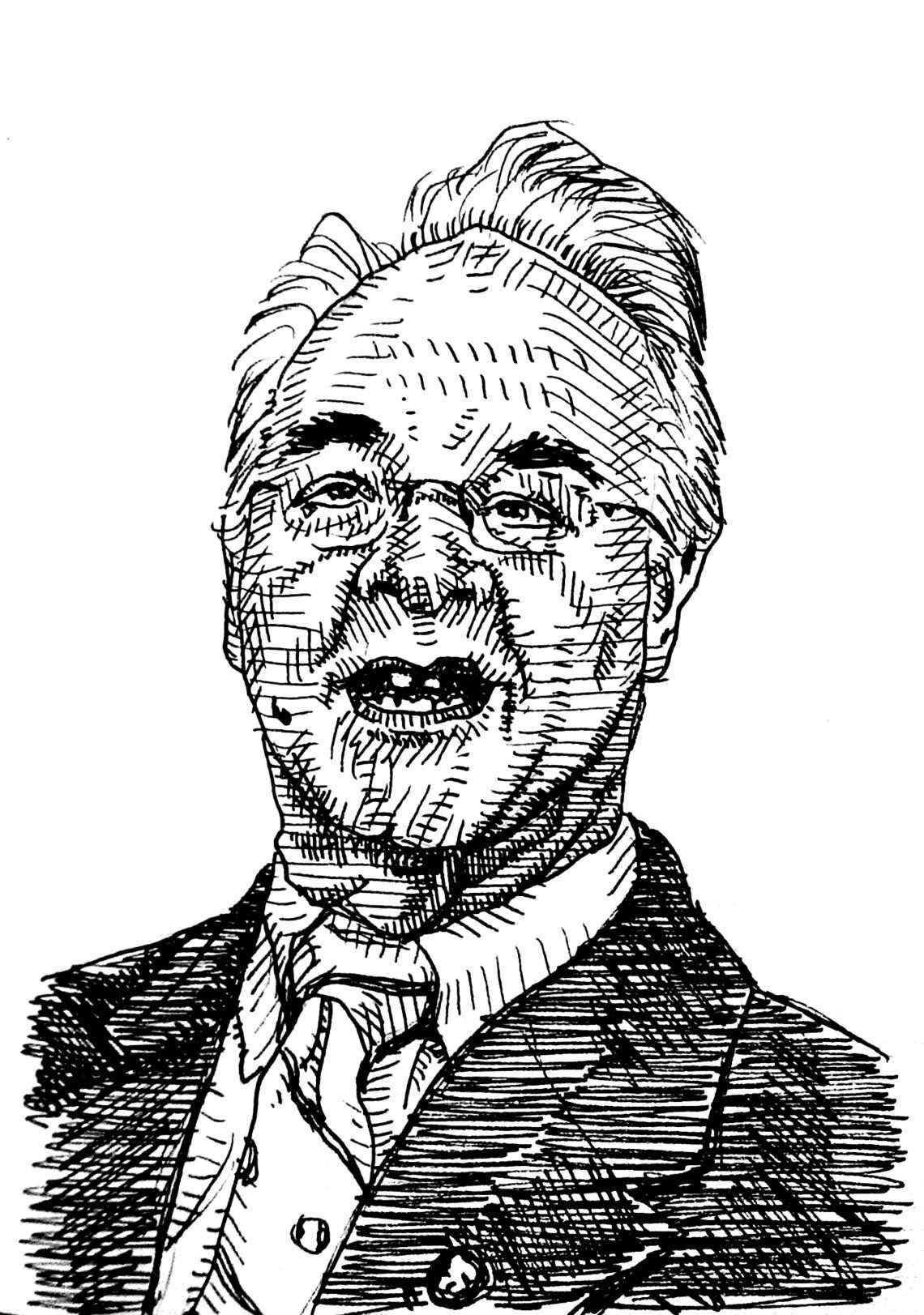 Tom Price illustration