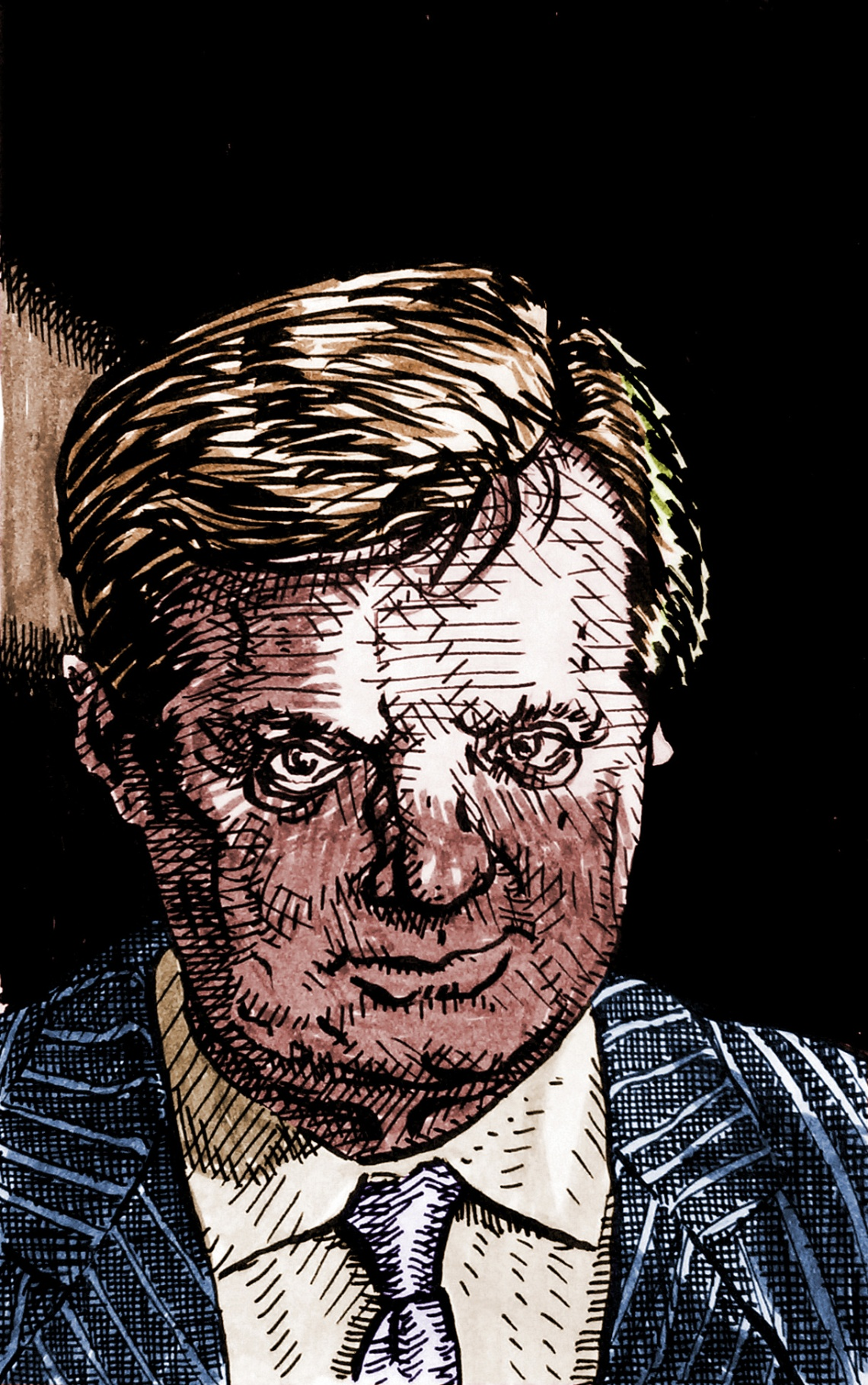 Paul Manafort illustration