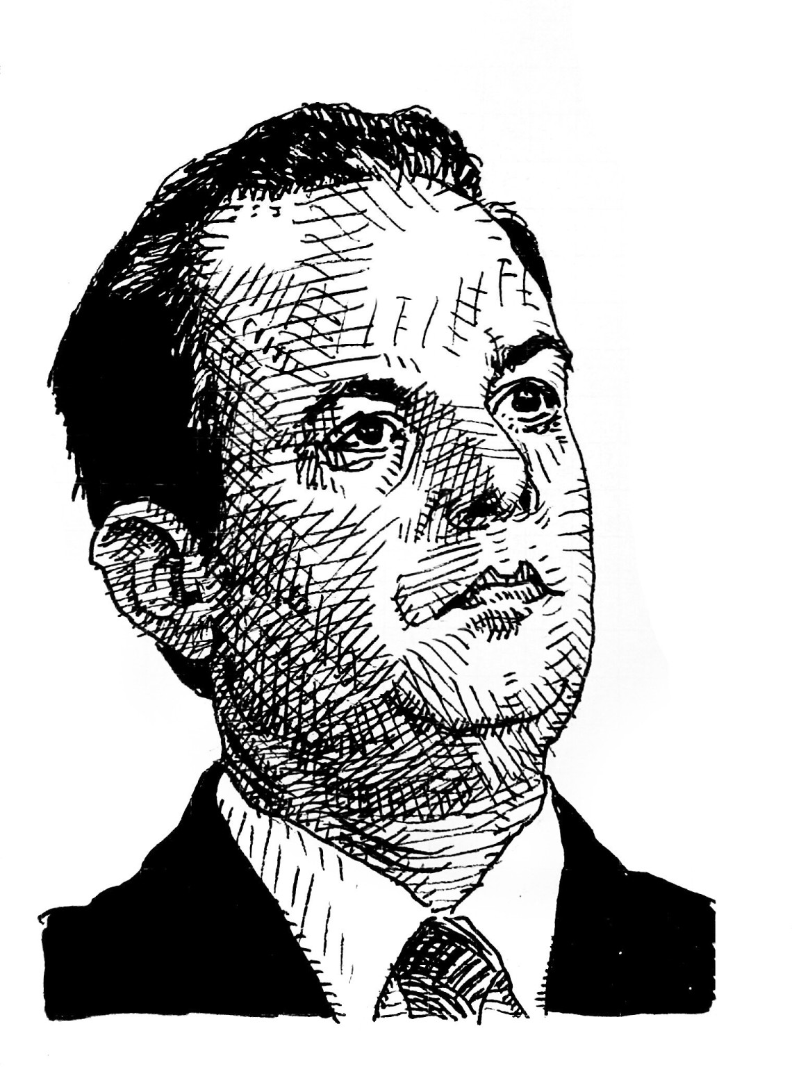 Reince Priebus illustration